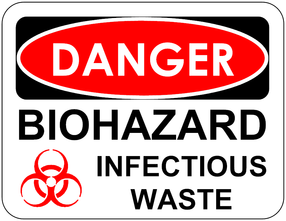 four of the most common types of biohazard waste medassure services