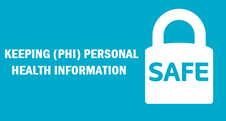 health care and protected health information Phi protected health information  phr personal health record  rec regional extension center  sra security risk assessment  usc united states code  in 2013, set forth how certain entities, including most health care providers, must protect and secure patient information they also address the responsibilities of business.